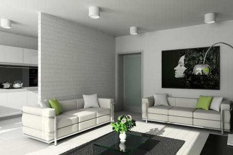 50+ Mẫu vách ngăn phòng khách và bếp đẹp, sang trọng 2021 | DURAflex