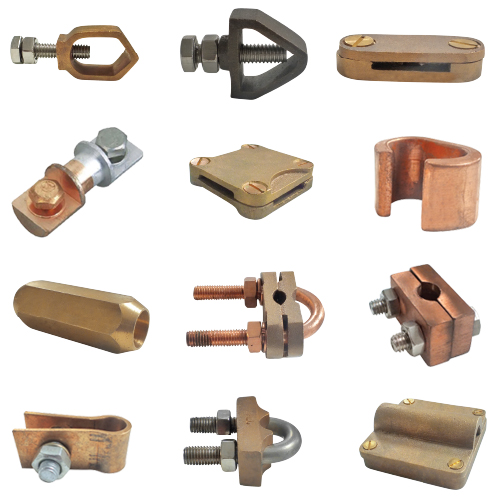 JMV is the Manufacturer,Supplier & Exporter of Various Earthing System