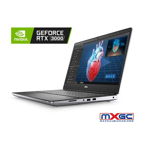 Dell Precision 7740 i7-9850H 32Gb SSD 1000GB RTX 3000 | Giá tốt