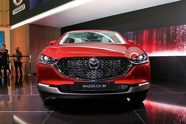 Mazda CX-30 2021 giá bán, thông số, trả góp (04/2021)