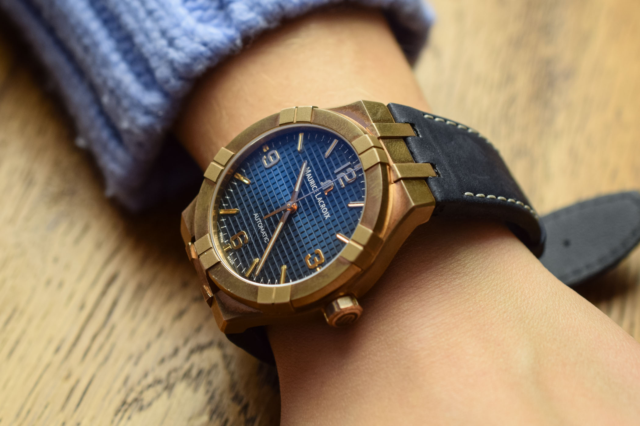 Thu mua đồng hồ Maurice Lacroix cũ giá cao toàn quốc