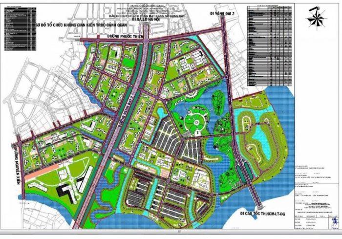 Bản đồ quy hoạch đô thị là gì? Cách phân biệt các loại bản đồ đô thị