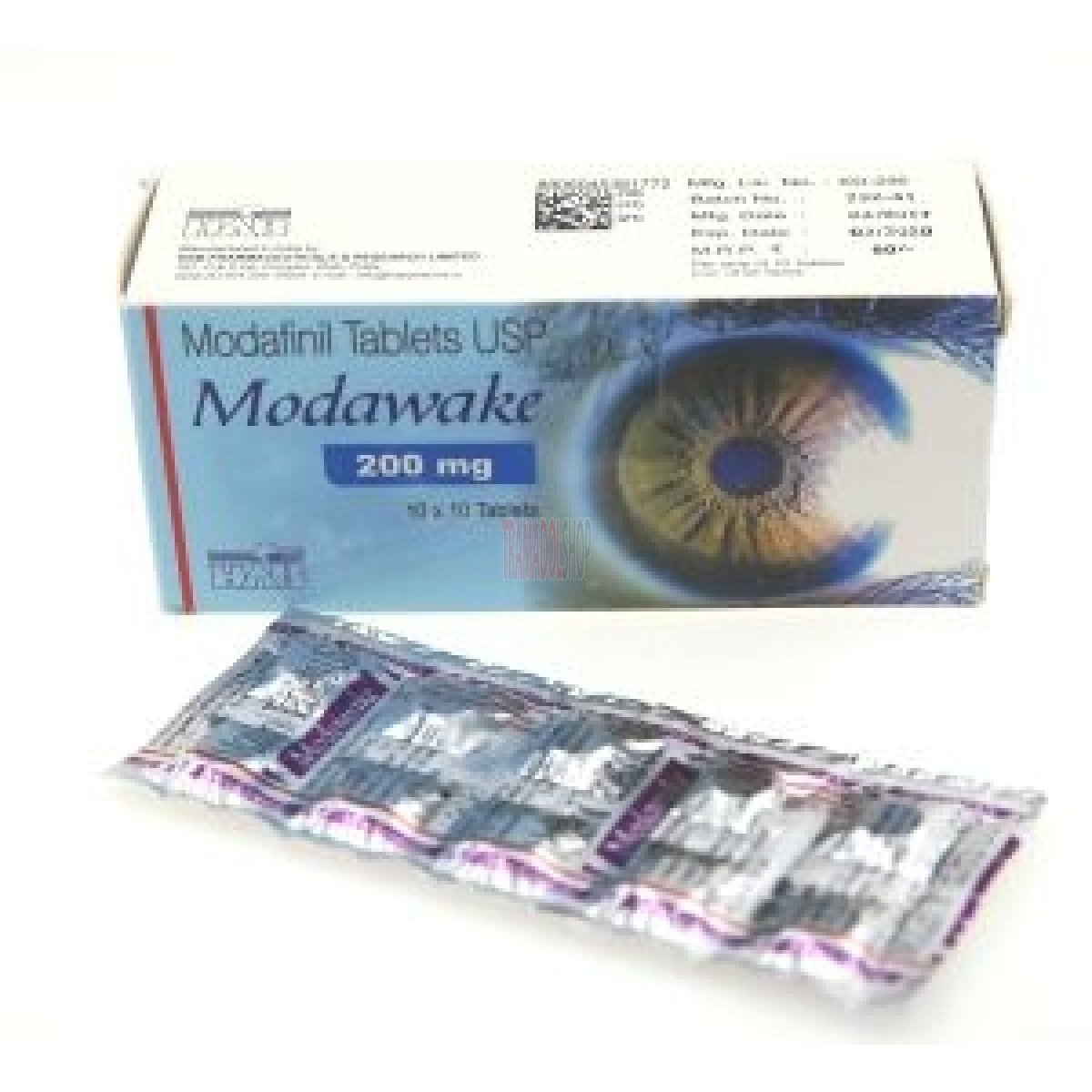 Buy Modawake 200mg (Modafinil) Online in USA at best Rate | Buy Now ▶