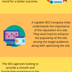 Benefits of Choosing a Good SEO Company in India | Visual.ly