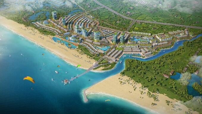 Venezia Beach Bình Châu - Bảo chứng đầu tư từ Marriott International