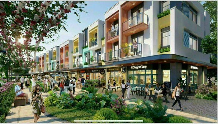 Shophouse đảo Phượng Hoàng: Loại hình đầu tư HOT nhất hiện nay