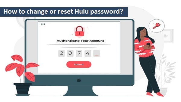 How to change or reset Hulu password?   How-to-reset.com