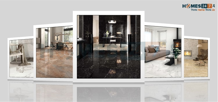 9 Types of Marble Flooring For your Home   Homes247.in