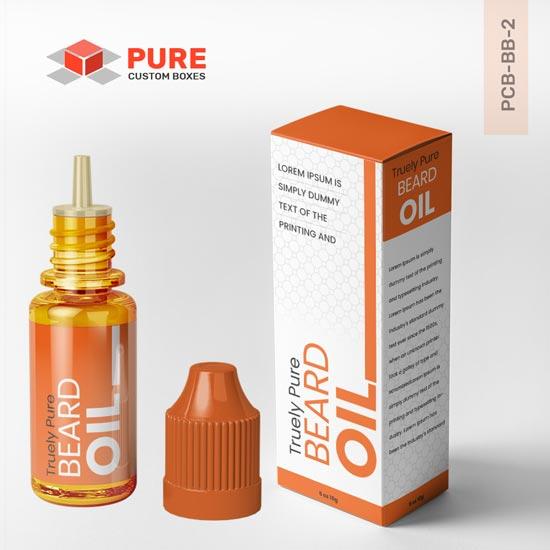 Get Custom Beard Oil Boxes Packaging Uk- Beard Oil Packaging