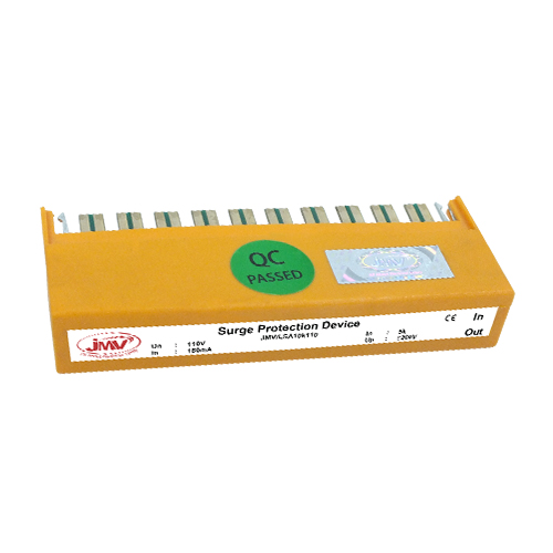 JMV Manufactures All Types of Surge Protection Device (SPD)