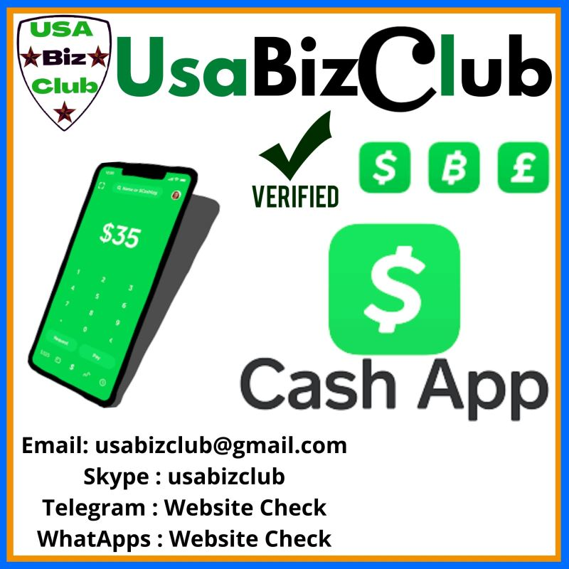 Buy Verified Cash App Account - 100% BTC Withdrawal Enabled