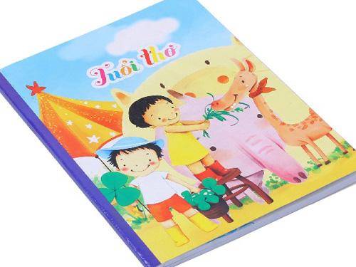 Chuyên nhận in tập vở học sinh theo yêu cầu tại Biên Hòa - In ấn, in offset chuyên nghiệp tại Bình dương