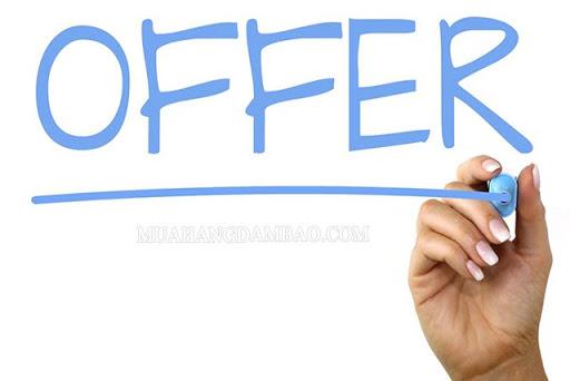 Offer là gì? Ý nghĩa những thuật ngữ liên quan tới Offer