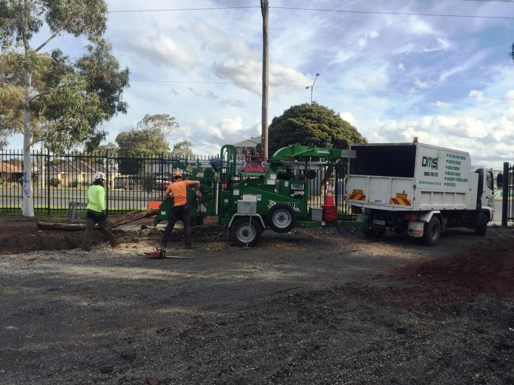 Tree Mulching Melbourne - Tree Chipping Services -Mulching service cost