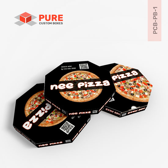 Custom Pizza Boxes Packaging Uk - Pizza packaging Boxes