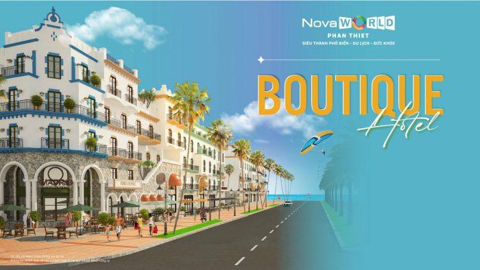 Boutique Hotel Novaworld Phan Thiết ra mắt thị trường nghỉ dưỡng