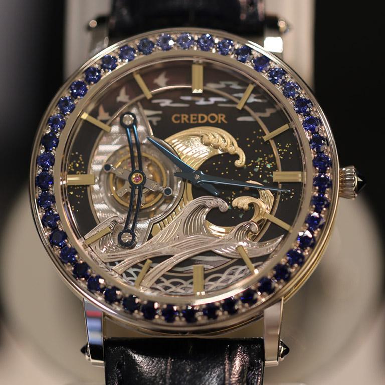 Đồng hồ Seiko Credor - Đứa con bí mật của thương hiệu Seiko