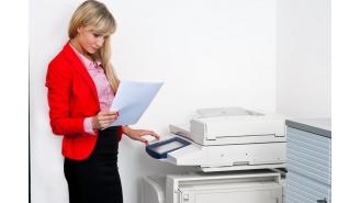 Các tính năng của chiếc máy photocopy
