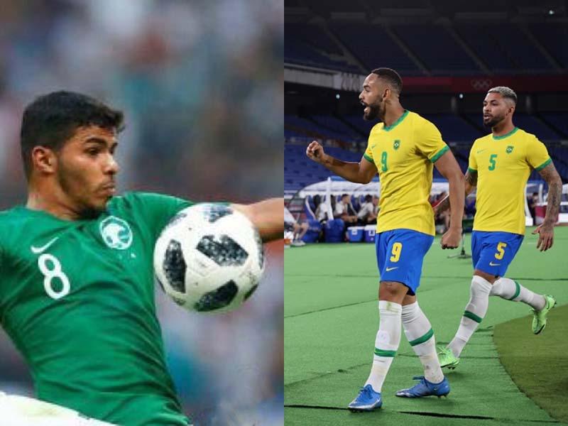 Soi kèo, nhận định U23 Saudi Arabia vs U23 Brazil, 15h00 ngày 28/7/2021