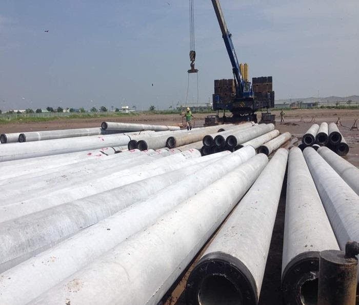 Tiêu chuẩn ép cọc bê tông ly tâm, định mức và nghiệm thu công trình - Kiến Thiết Việt