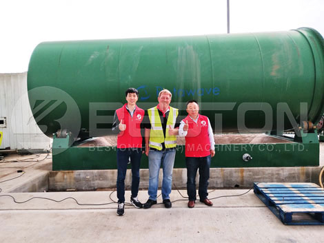 Rubber Recycling | Pyrolysis Plant - Leading Manufacturer