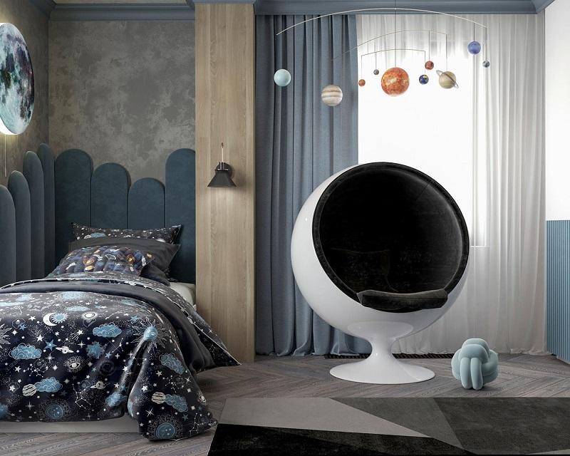 Các mẫu phòng ngủ đẹp cho bé trai từ sơ sinh đến 15 tuổi - KDesign