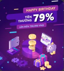 Khuyến mãi vegas79 - mừng sinh nhật - News