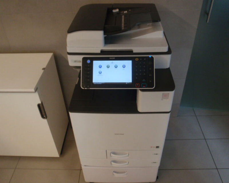 Những model máy photocopy ricoh mới