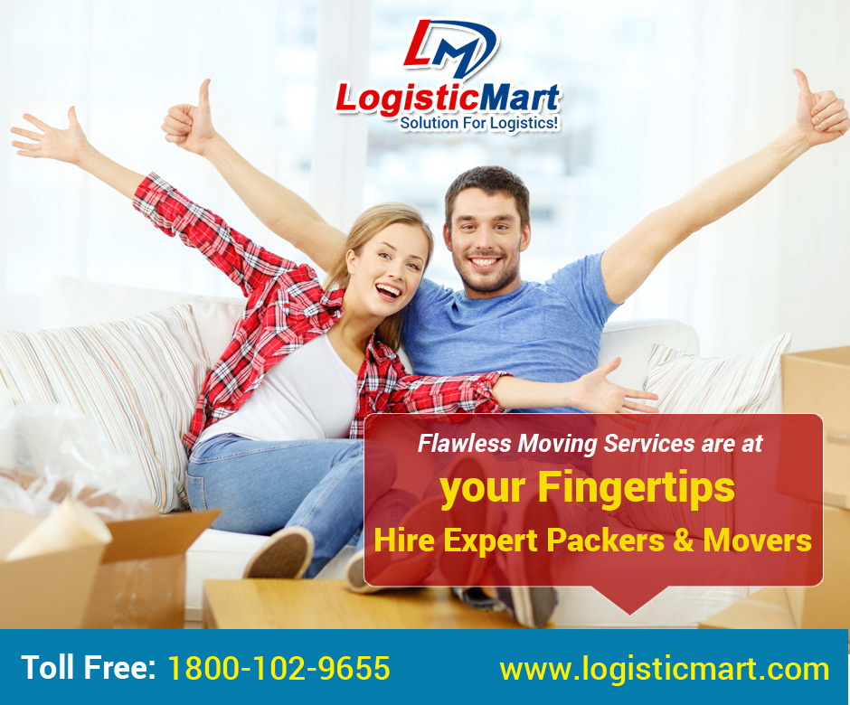 What are the better advantaged of Packers & Movers in Gurgaon?