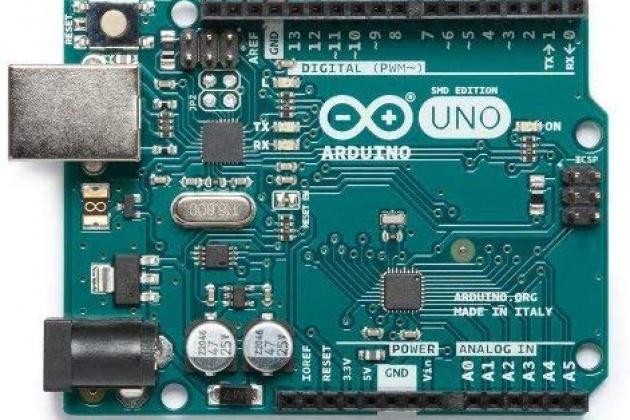 Hàm shiftIn trong Arduino