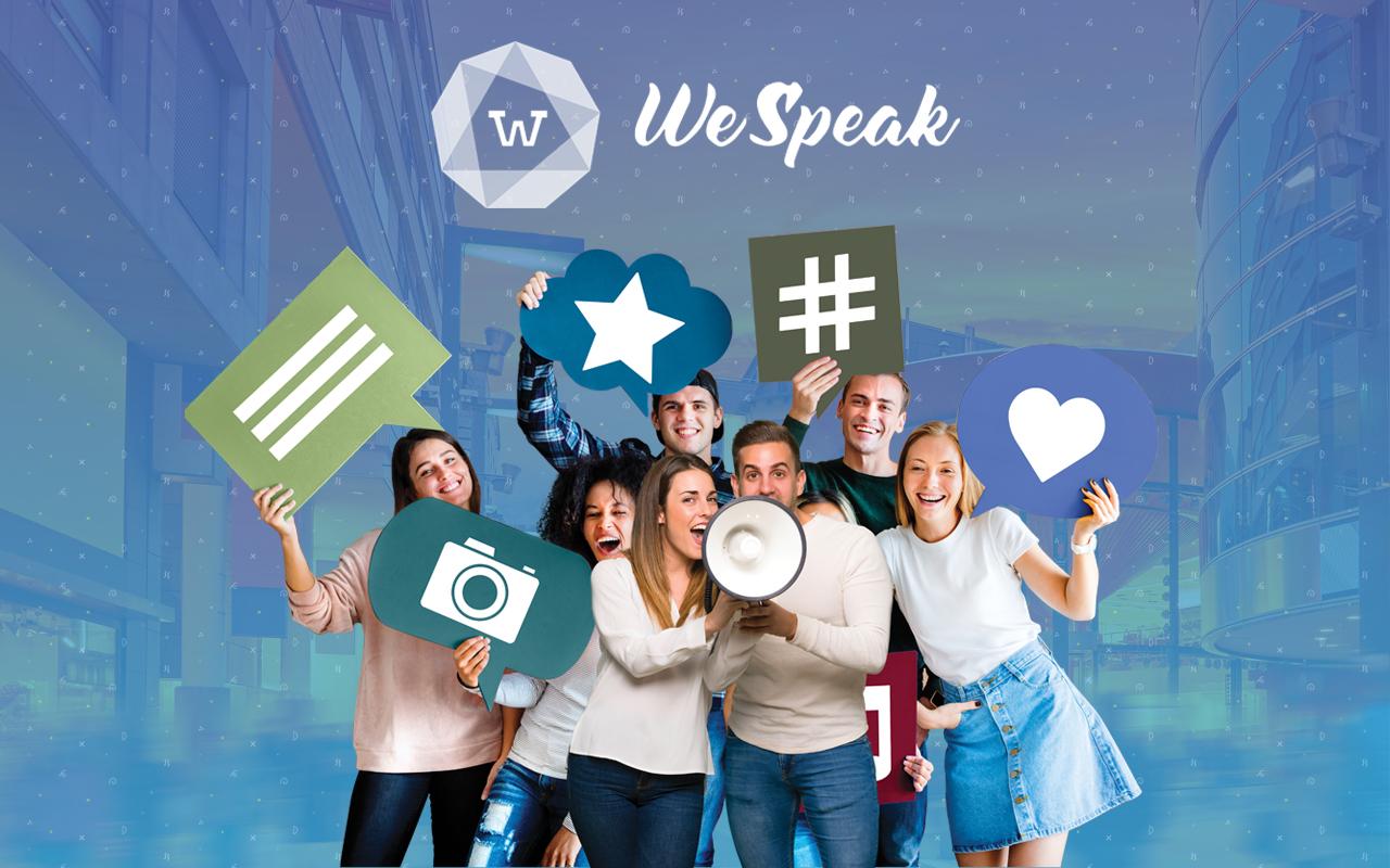 We Speak - Family friendly, and Constitutional social media