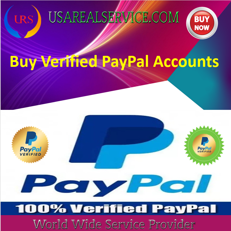 Buy Verified PayPal Accounts - 100% safe Document Verified