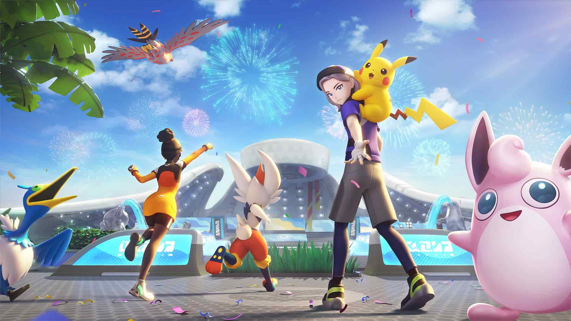Pokemon Unite Mewtwo Release Date and Status: When it will be available   Android Gram