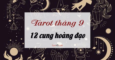 Bói bài Tarot tháng 9 cho 12 chòm sao: Sư Tử hái ra tiền