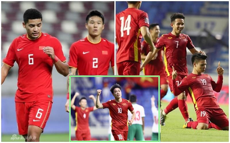 SAO Trung Quốc: 'Gặp Việt Nam cứ như là đá chung kết World Cup vậy'